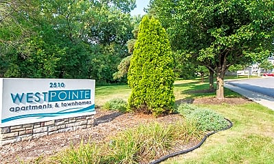 Westpointe Apartments and Townhomes, 2