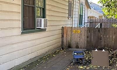 Patio / Deck, 1745 Spruce Ave, 1