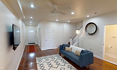 Living Room, 75 New York Ave NW, 1