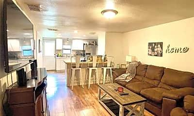 Living Room, 871 W Frey, 1
