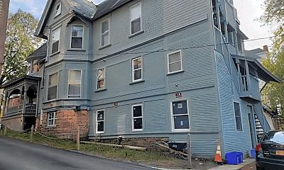 Building, 41 S Willard St, 2