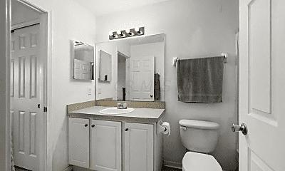 Bathroom, 6509 Nottinghill Trail Dr, 2