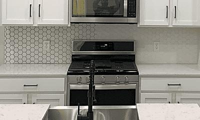 Kitchen, 6410 Auburn Dr, 1