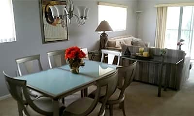 Dining Room, 1651 SW 127th Ave A-301, 0