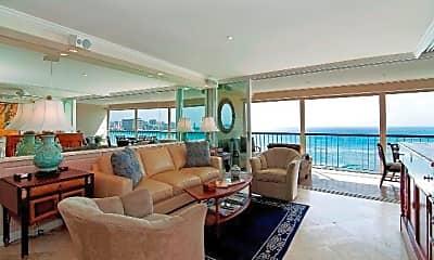 Living Room, 2877 Kalakaua Ave 1004, 0