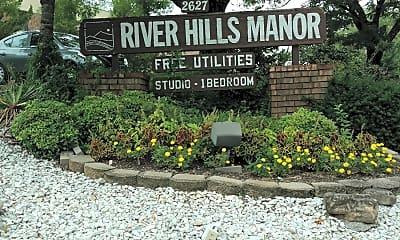 River Hills Manor Apartments, 1