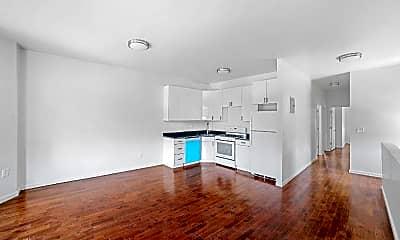 Living Room, 1604 Van Buren St, 1
