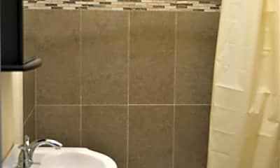 Bathroom, 1629 S Throop St 2F, 2