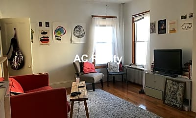 Living Room, 52 Highland Ave, 0