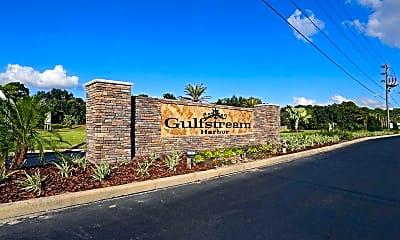 Community Signage, Gulfstream Harbor, 2