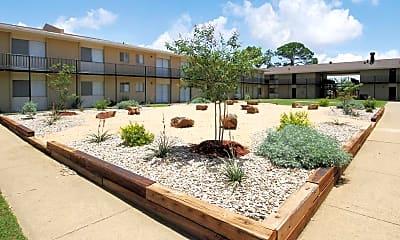 Building, Parkside Apartments, 0