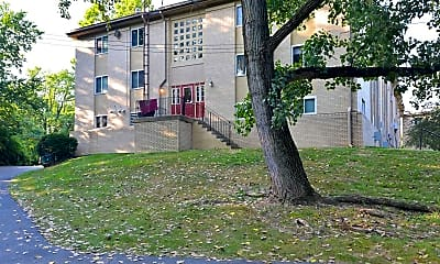 Building, Hidden Creek Apartments, 1