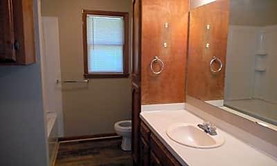 Bathroom, 335 High Street, 2