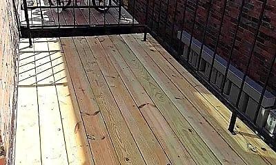 Patio / Deck, 724 S 1st Street # B-14, 2