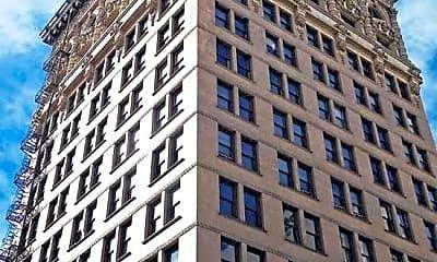 Building, Hellman Building, 2