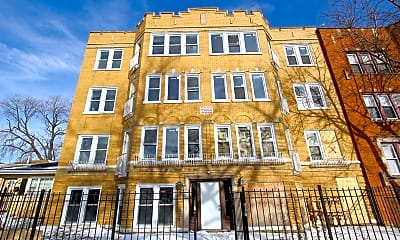 Building, 1358 W 78th St 3E, 0