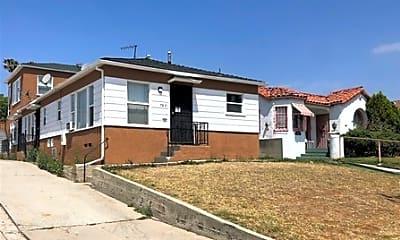 Building, 7831 Normandie Ave 1/2, 1