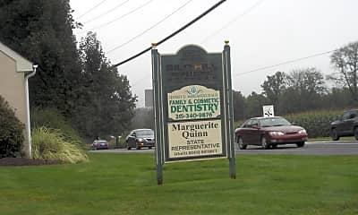 Community Signage, 1032 N Easton Rd B, 1
