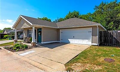 Building, 4394 W Cottage St, 1