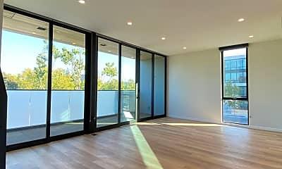 Living Room, 2515 El Camino Real, 1