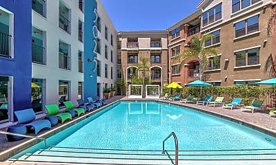Pool, Fifty Twenty-Five, 0