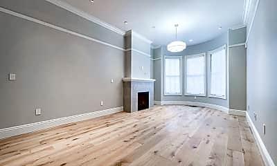 Living Room, 861 Fell St, 0