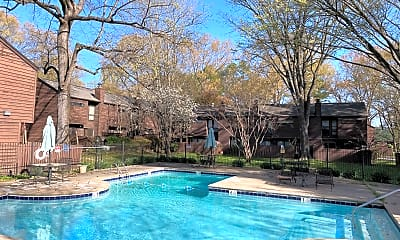 Pool, 3962 GRAHAMDALE CIRCLE UNIT B, 2