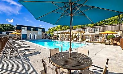 Pool, Northshore Flats, 1