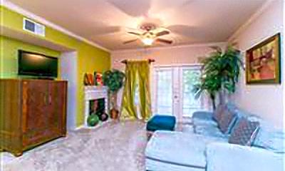 Living Room, 6601 S Fry Rd, 1