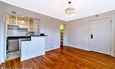 Living Room, 1226 N Marion St, 1