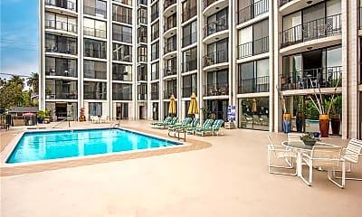 Pool, 2601 E Ocean Blvd 311, 2