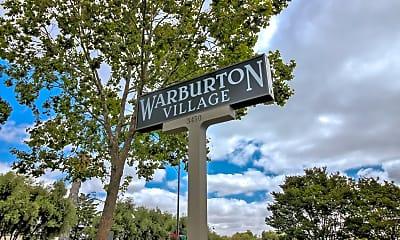 Community Signage, Warburton Village, 0