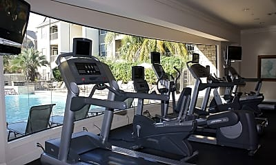 Fitness Weight Room, Remington Park, 1