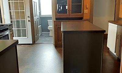 Kitchen, 1240 University Ave, 1