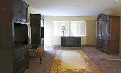 Living Room, Sunrise Terrace, 1
