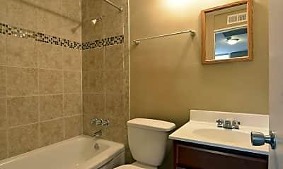 Bathroom, Frankford Gardens, 2