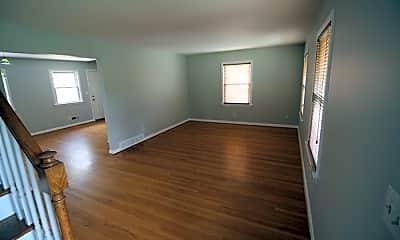 Living Room, 9709 Lyric Ln, 1