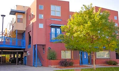 Plaza Townhomes, 2