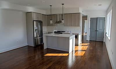 Kitchen, 4121 9th St NW, 1