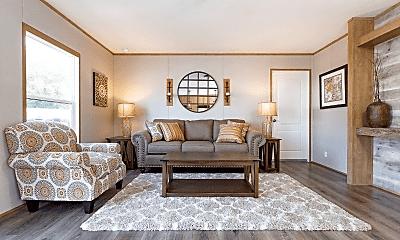 Living Room, 10 E Dogwood Dr, 1