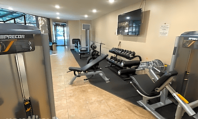 Fitness Weight Room, 7220 York Ave S, 2