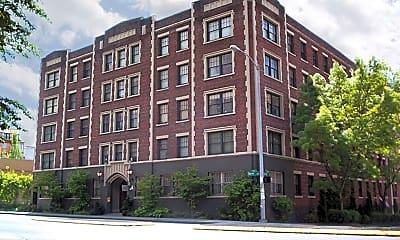 Building, 1017 Boren Ave, 1