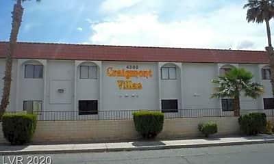 Building, 4300 N Lamont St 293, 1