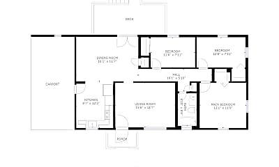 Bedroom, 933 Arcadia Cir, 2