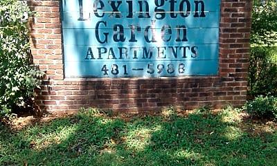 Lexington Gardens, 1