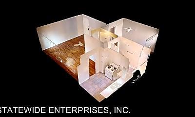 Bathroom, 1333 N Stanley Ave, 2
