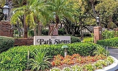 Community Signage, 101 Park Shores Cir 2W, 2