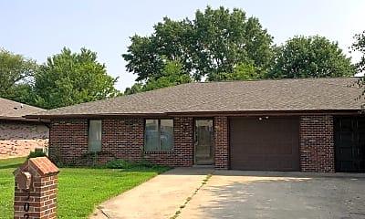 Building, 554 Woodbine Pl, 0