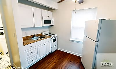 Kitchen, 501 West Hillsdale, 1