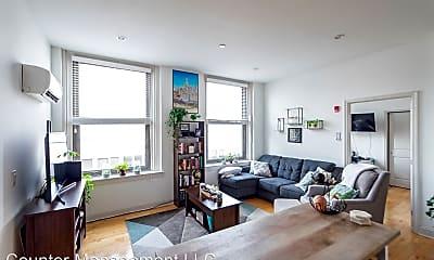Living Room, 427 Monroe St, 1